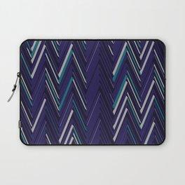 Abstract Chevron Laptop Sleeve