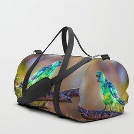 Mallee Ringneck Parrot Duffle Bag