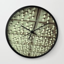 Marquee Wall Clock