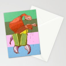 Walking Crab Stationery Cards