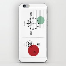 søuthbound iPhone & iPod Skin