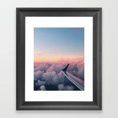 Sunrise Adventure Framed Art Print