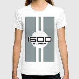 1600 Super Racing Design T-shirt