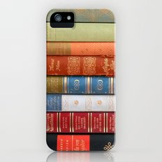 Vintage Books Slim Case iPhone (5, 5s)