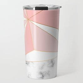 Marble & Geometry 042 Travel Mug