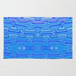 infinity tiles Rug