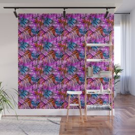 Fabulous Foliage Wall Mural