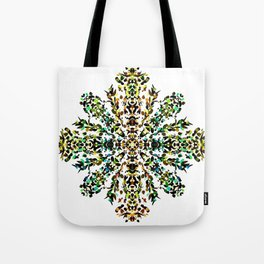 Autumn Mandala Tote Bag