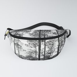 Lined Up Fanny Pack