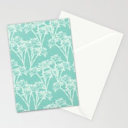 Agni (Turquoise) Stationery Cards