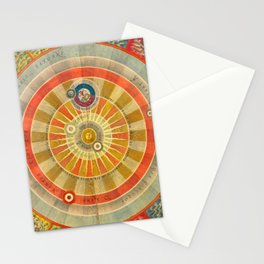 Caught in the Middle Stationery Cards