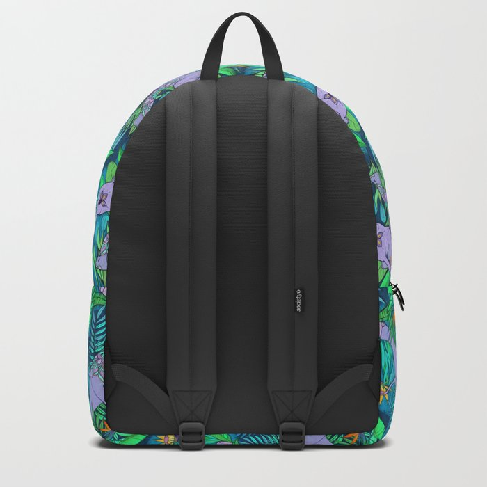Little Elephant on a Jungle Adventure Backpack