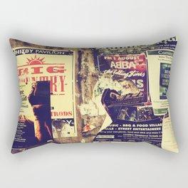 Noticed Rectangular Pillow