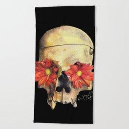 Beauty in Death Beach Towel