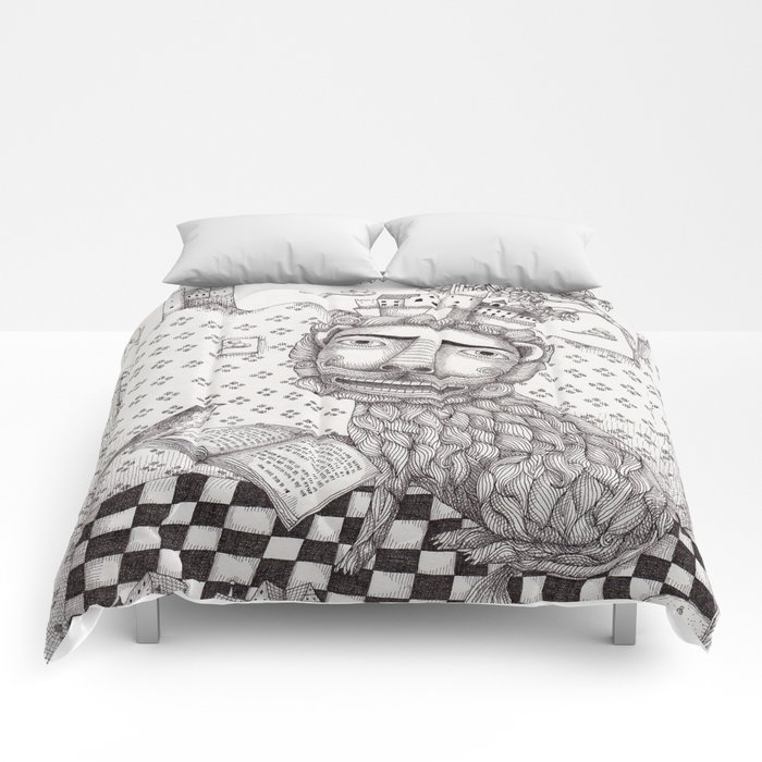 The Lion's Story Hour Comforters