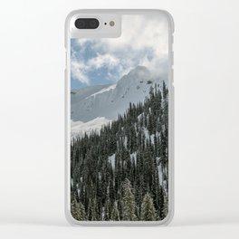 Ymir Bowl Clear iPhone Case