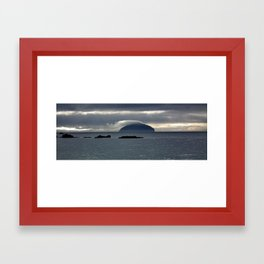the ailsa Framed Art Print