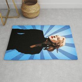 Cyndi Lauper - Pop Art Rug