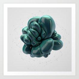 GRAPPH III Art Print