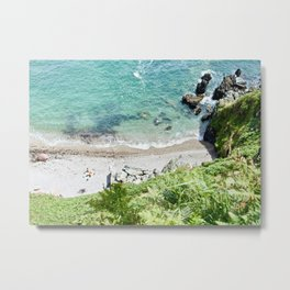 Colder Than Monaco Metal Print