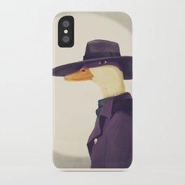 Justice Ducks - The Terror iPhone Case