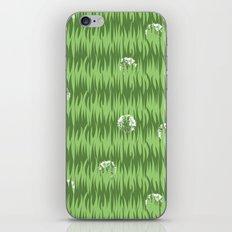 Grassy iPhone & iPod Skin