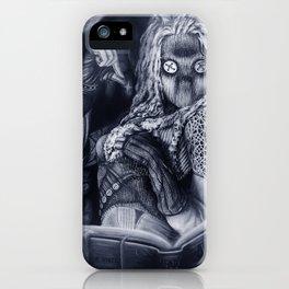 Velveteen Seamstress iPhone Case