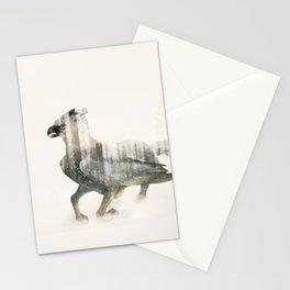 Hippogriff Stationery Cards