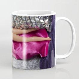 Eye contact. Coffee Mug