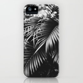 Moody Palms iPhone Case