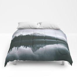 Mount Hood VIII Comforters