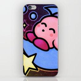Kirby Sleep iPhone Skin