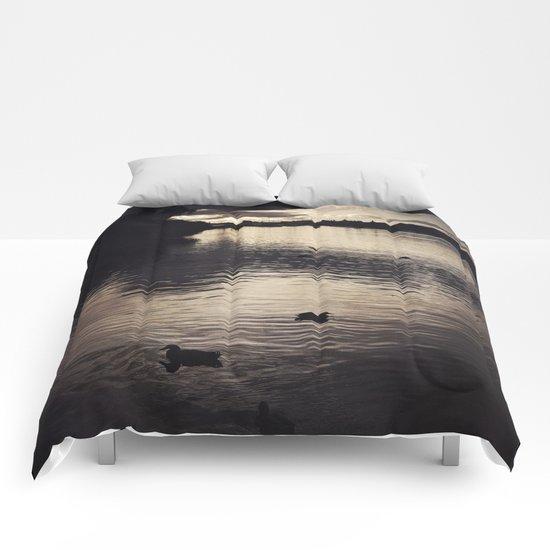 Sunrise... Comforters