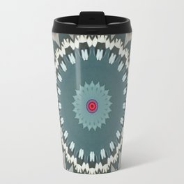 Basal Color Mandala 1 Travel Mug