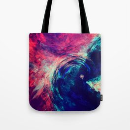 Moéhala | Zoom In 1 | Colourful, Intesive, Raw, Unfiltered Tote Bag