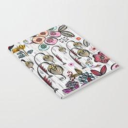 Floral Inspiration Notebook