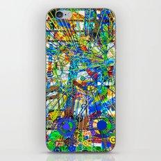 Joy (Goldberg Variations #14) iPhone & iPod Skin