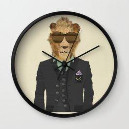 King Cool Wall Clock
