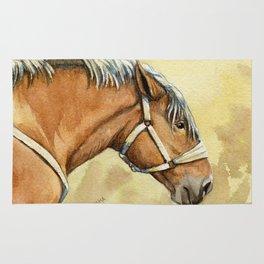Heavy horse A055 Rug