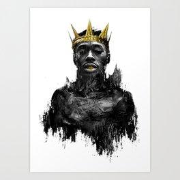 DENIRO FARRAR---ARTWORK Art Print