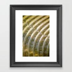 Ancient Theatre Framed Art Print
