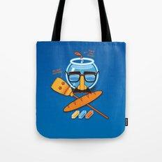 Anti-Mindbenders survival kit Tote Bag