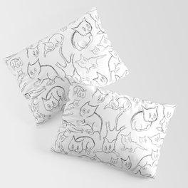 Wild Cats Pillow Sham