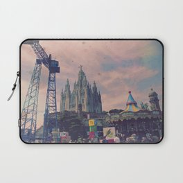 Carnivals and Colors and Castles and Churches Laptop Sleeve