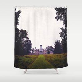 Hampton House Shower Curtain