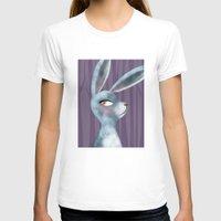 bunny T-shirts featuring Bunny by makoshark