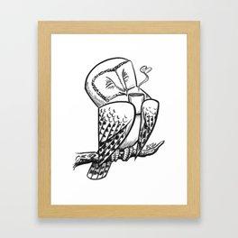 Coffee Bliss Framed Art Print