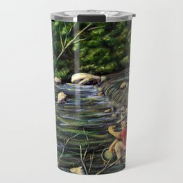 A Richly Find: Deadwood Gold Strike 1874 Travel Mug