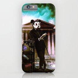 Mouse Killa iPhone Case