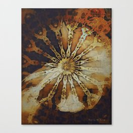 Wheel Of Time 2019 Canvas Print